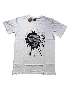 Kaos Benyamin Putih