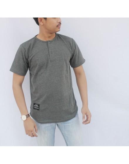 Kaos Street Wear Cut - Grey