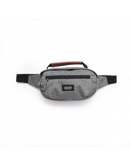 Stark Grey Waistbag