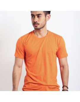 Basic T Shirt Fibreeze - Orange