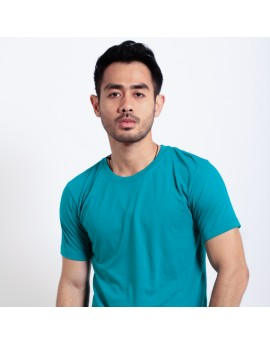 Basic T Shirt Fibreeze - Dark Tosca