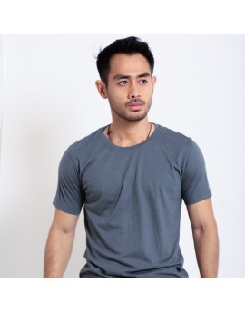 Basic T Shirt Fibreeze - Dark Grey