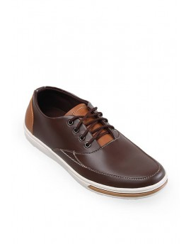 Canopus Casual Shoes Coffee