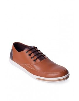 Canopus Casual Shoes Tan