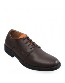 Fabulous Derby Shoes - Brown