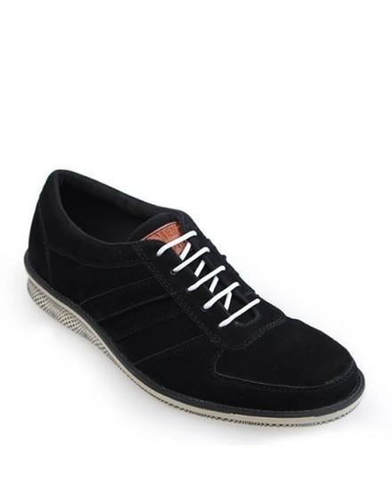 Dashing Casual Shoes Black