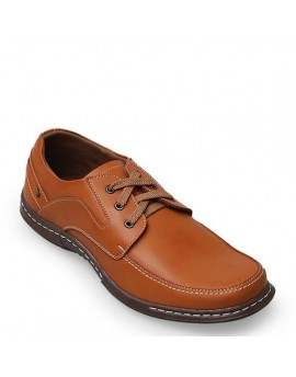 Violent Boat Shoes - Tan