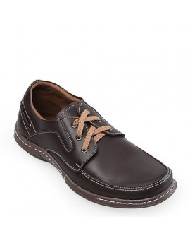 Violent Boat Shoes - Coffee