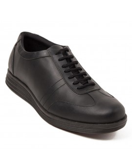 Casper Casual Shoes - Black