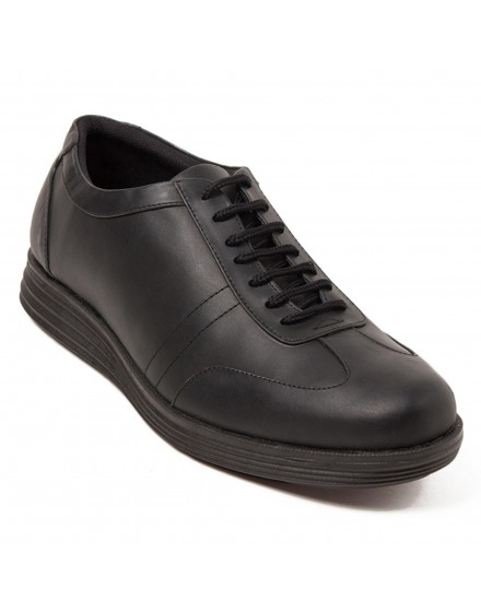 Casper Casual Shoes Black