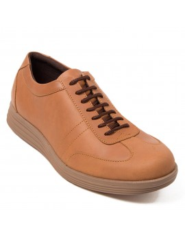 Casper Casual Shoes - Tan