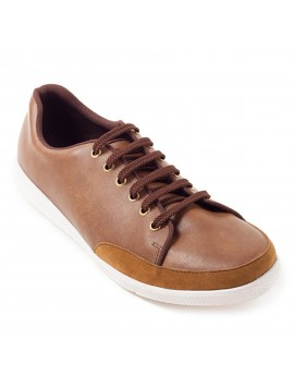 Levine Casual Shoes Brown
