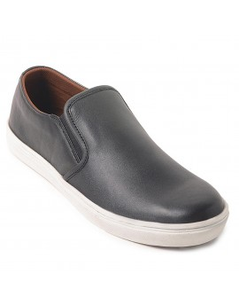 Arvo Slip Sneakers Shoes - Black