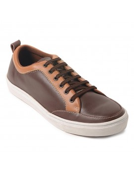 Tetra Sneakers Shoes - Brown Tan