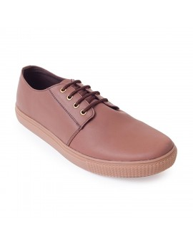 Lithos Sneakers Shoes - Brown