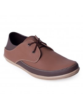 Spica Casual Shoes - Brown